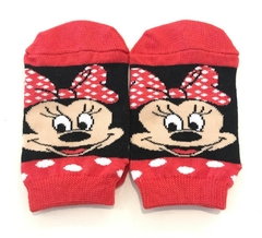 Soquetes Minnie Mouse - Talles Chicos