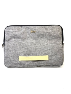 Porta Laptop Grey
