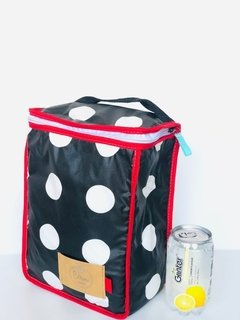 Lunch Bag BOX Black - comprar online