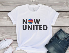 CAMISETA BRANCA - NOW UNITED
