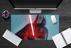 MOUSEPAD GAMER  DARTH VADER STAR WARS  59cmx30cmx3mm