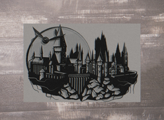 TAPETE 60x40CM - HARRY POTTER