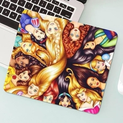 MOUSEPAD PEQUENO PRINCESAS DISNEY ( 18cmx22cmx3mm )