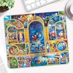 MOUSEPAD PEQUENO PERSONAGENS DISNEY ( 18cmx22cmx3mm )