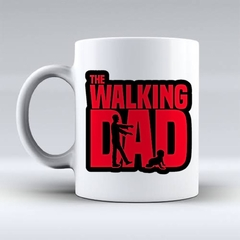 CANECA - THE WALKING DAD DIA DOS PAIS