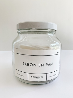 frasco jabon en pan  (1500 ml)