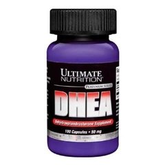 DHEA 50MG X 100 CAPS - ULTIMATE NUTRITION