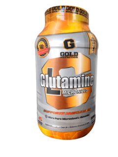 GLUTAMINA X 225 GRS - GOLD NUTRITION