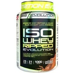 ISO WHEY RIPPED EVOLUTION X 1 KGRS - STAR NUTRITION