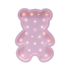 Luminoso led urso