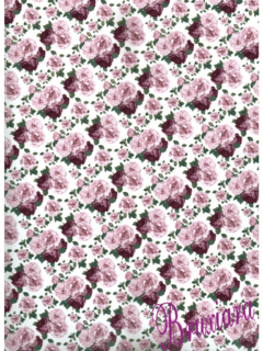 70017(S) Tapete Floral