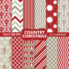 SD - Country Christmas