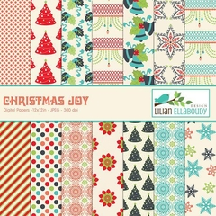 LED - CHRISTMAS JOY