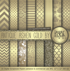 LT - Antique Ashen Gold
