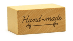 Sello Hand Made MD - comprar online