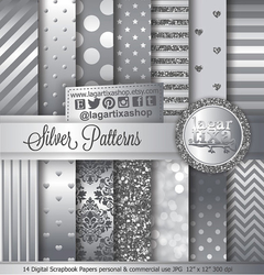 LT - Silver Patterns