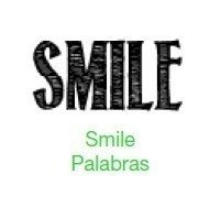 Sello Smile Palabras MD en internet