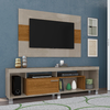 MUEBLE PARA TV ORGANIZADOR CON PANEL MANUELA