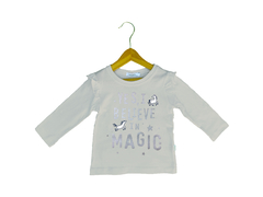Remera Magic (estampa c/metalizado)