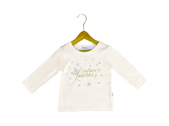 Remera Fairies (estampa c/metalizado)
