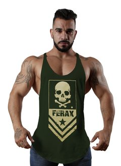 Regata Cavada Anatomic Ferax Army