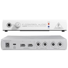 Interface Firewire Behringer F-control Audio Fca 202 - AC0067 - comprar online