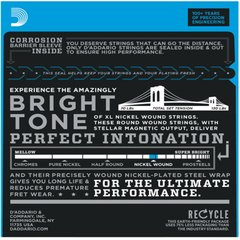 Encordoamento D'Addario Super Light Gauge EXL120-B .09-.042 - EC0080 - comprar online