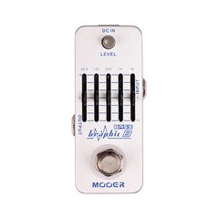 Pedal Mooer Graphic B - Bass Equalizer MEQ2 - PD0811