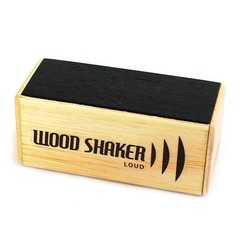 Wood Shaker Cajon Percussion Loud
