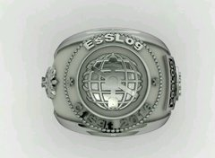 Ring Surveyor of the School of Silver Logistica sergeants - buy online