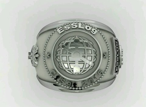 Ring Surveyor of the School of Silver Logistica sergeants