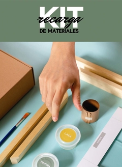 KIT Recarga de materiales
