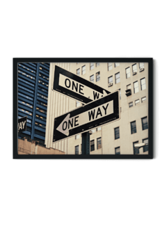 One Way  - comprar online