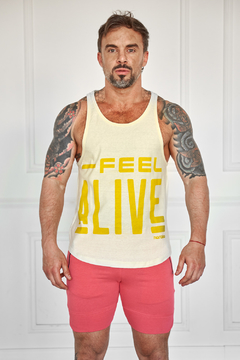 MUSCULOSA FEEL ALIVE - SUMMER 2021