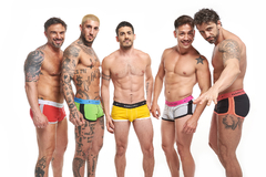 MINI A MELANGE - SUMMER 2021 - NARCISO UNDERWEAR
