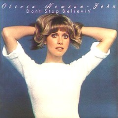 LONG PLAY OLIVIA NEWTON - JOHN DON'T STOP BELIEVIN' 1976 GRAV MCA RECORDS USA