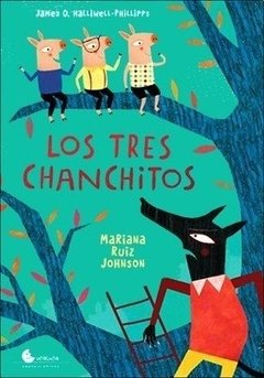Los tres chanchitos. - comprar online