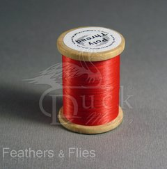 "-Hilo ""Poly Thread"" Feathers and Flies - Duck Master"