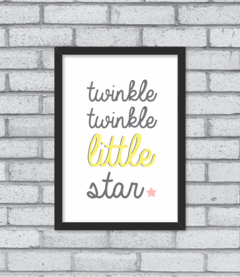 Quadro Little Star na internet