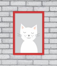 Imagem do Quadro Night-Night, Kitty