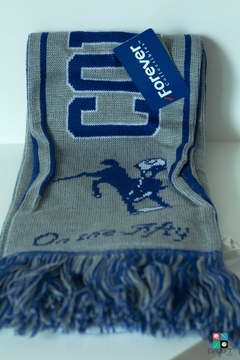 Cachecol Indianapolis Colts Forever Collectibles Super Bowl V Draft Store