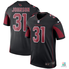 Camisa NFL David Johnson Arizona Cardinals Nike Color Rush Legend Jersey Draft Store