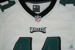 Camisa NFL Philadelphia Eagles Carson Wentz Nike Game Jersey - Away Draft Store
