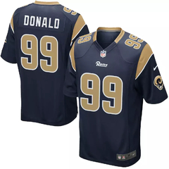 ENCOMENDA - Camisa NFL Los Angeles Rams Aaron Donald Nike Youth Game Jersey
