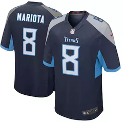ENCOMENDA - Camisa NFL Tennessee Titans Marcus Mariota Nike Youth Game Jersey