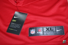 Camisa NFL Atlanta Falcons Matt Ryan Nike Vapor Limited Color Rush Jersey Draft Store