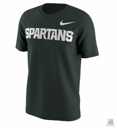 Camisa COLLEGE Nike Michigan State Spartans T-Shirt Draft Store