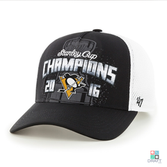 "Boné NHL Pittsburgh Penguins 47"" Stanley Cup Champions Draft Store"