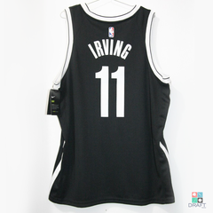 Regata NBA Brooklyn Nets Kyrie Irving NIKE Swingman Jersey Draft Store