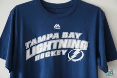 Camisa NHL Tampa Bay Lightning Majestic Appeal Play Draft Store